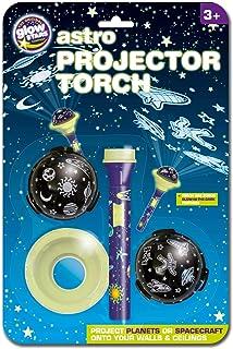 brainstorm Astro Projector Torch,Multicolor,B8501