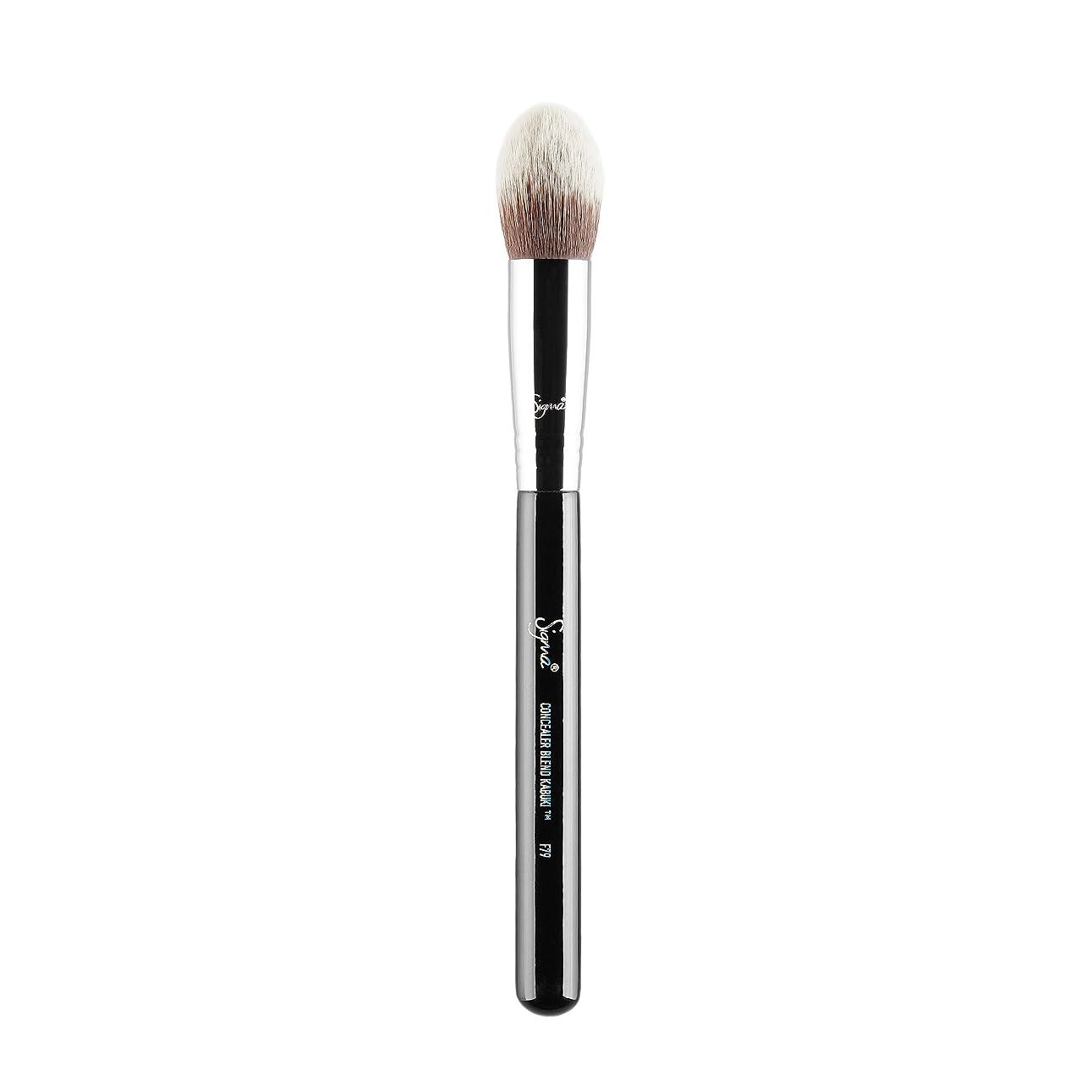 受け取る評決蒸気Sigma Beauty F79 Concealer Blend Kabuki Brush -並行輸入品