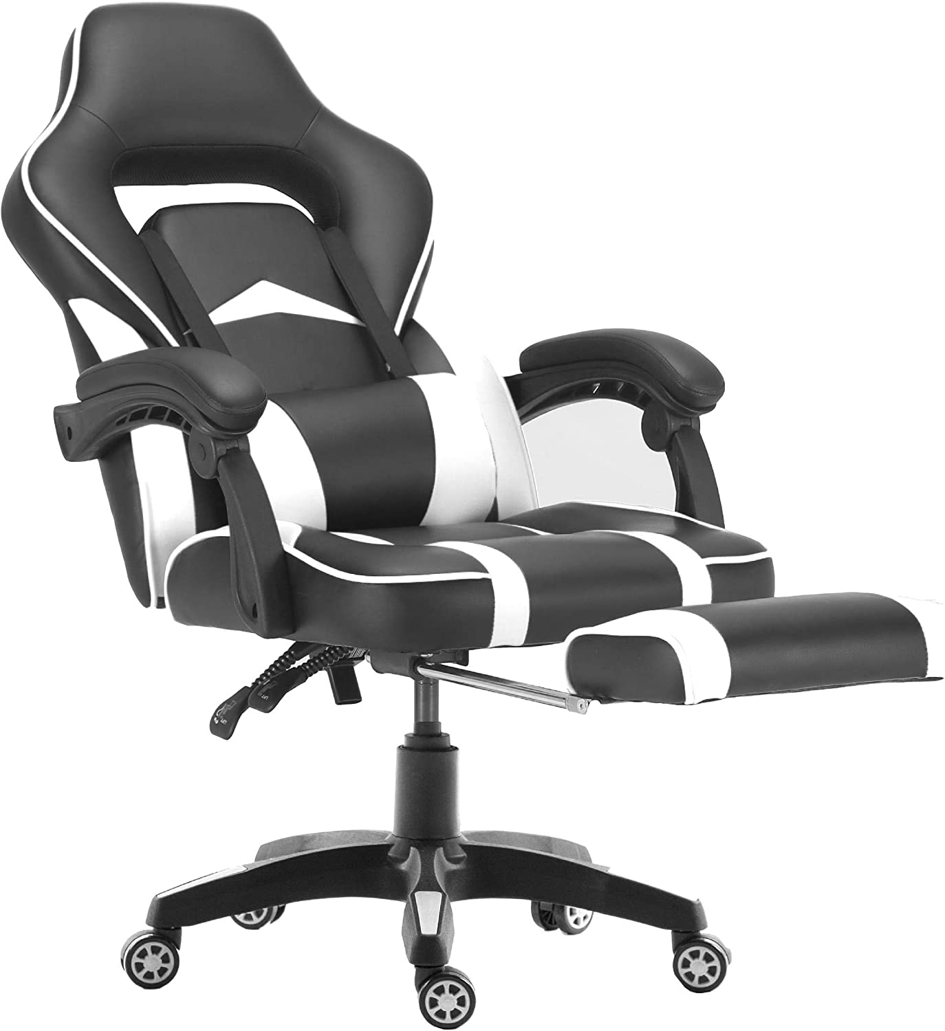 ViscoLogic Extreme Bargain Ergonomic Sports Seattle Mall Style Gaming Cha Home Office