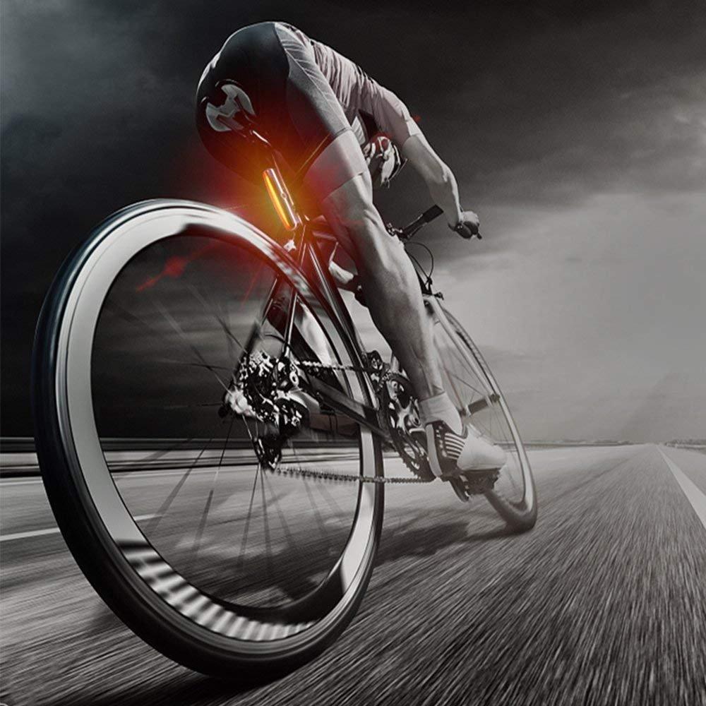 Faros traseros para bicicleta con luz LED para bicicleta ...