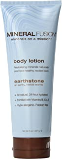 Mineral Fusion Body Lotion, Earthstone, 8 Ounce