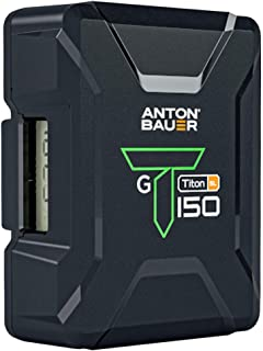 Anton Bauer Titon SL 150 Gold Mount Lithium-Ion Battery (8675-0157)