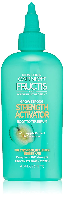Garnier Outlet SALE Fructis Grow Fashionable Strong Strength Activator fl. oz. 4