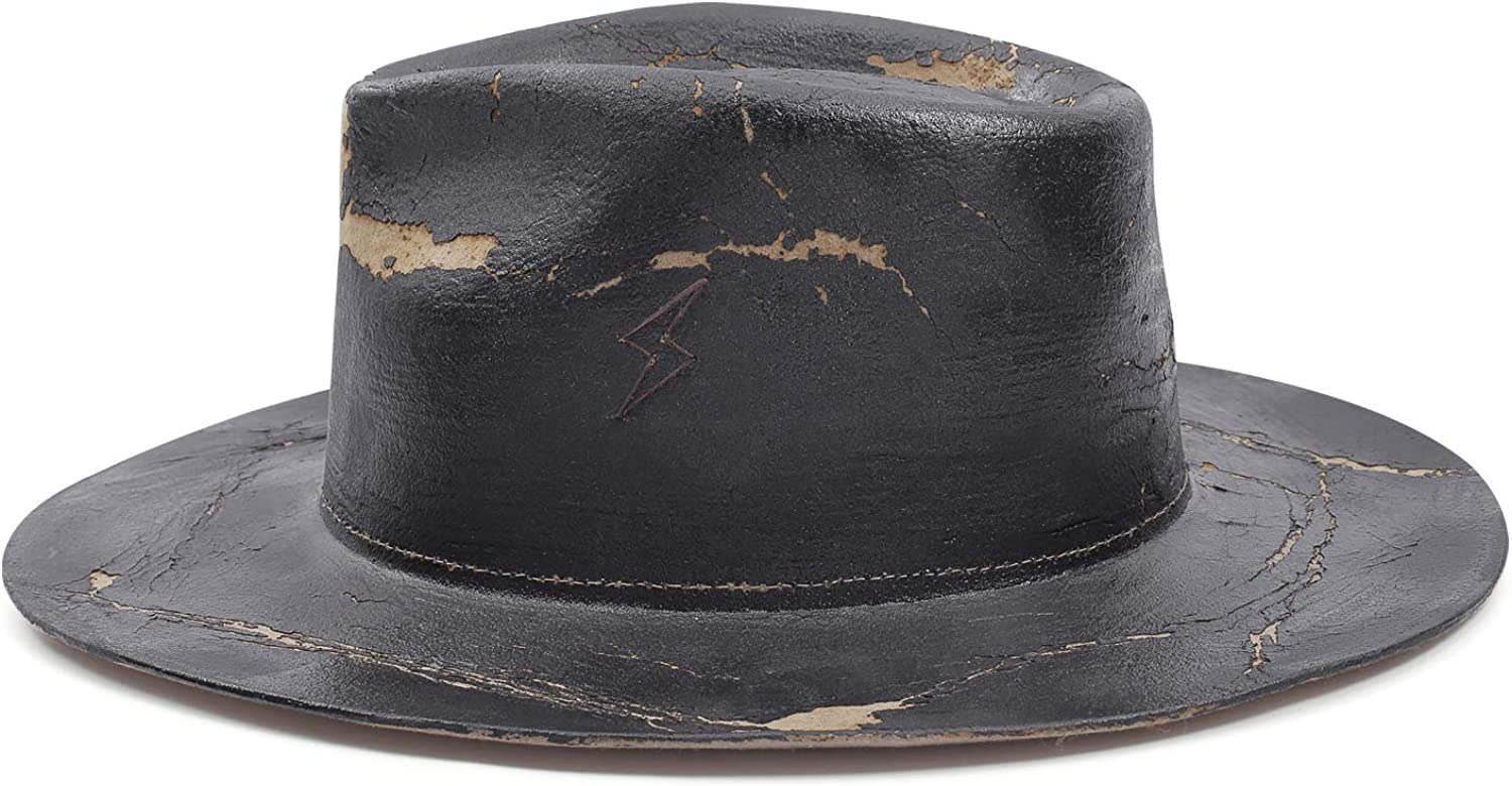 Vintage Fedora Firm Wool Felt Ranking TOP3 Max 52% OFF Panama Men Hat for Rancher Classic