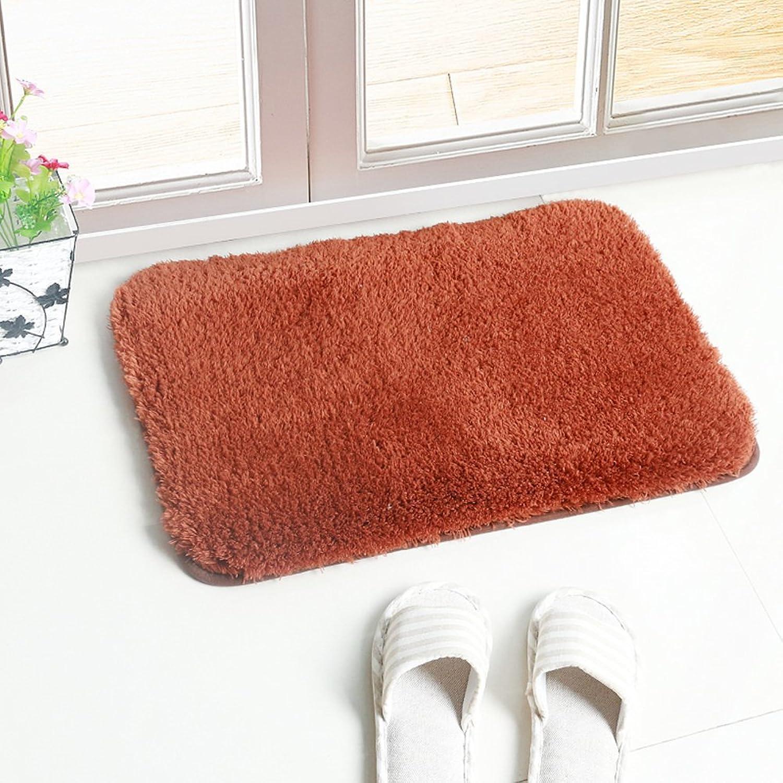 Living Room Floor mats Indoor mats Bedroom Bedside mats Kitchen Bathroom Non-Slip mat-E 70x200cm(28x79inch)