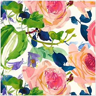Best watercolor floral wrapping paper Reviews