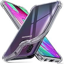 """ORNARTO Funda Samsung A40,A40 Carcasa Silicona Transparente Protector TPU Airbag Anti-Choque Ultra-Delgado Anti-arañazos Case Caso para Teléfono Samsung Galaxy A40(2019) 5,9"""" Claro"""
