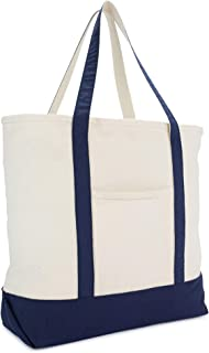 Best big shopping bags with zips Reviews