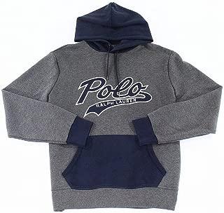 Men's Performance Double Knit Pullover Hoodie Sweatshirt