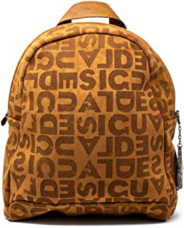 Luxury Fashion | Desigual Womens 19WAKA05BEIGE Beige Backpack | Fall Winter 19