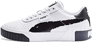 PUMA Cali Brushed Wn's, Zapatillas Deportivas Mujer