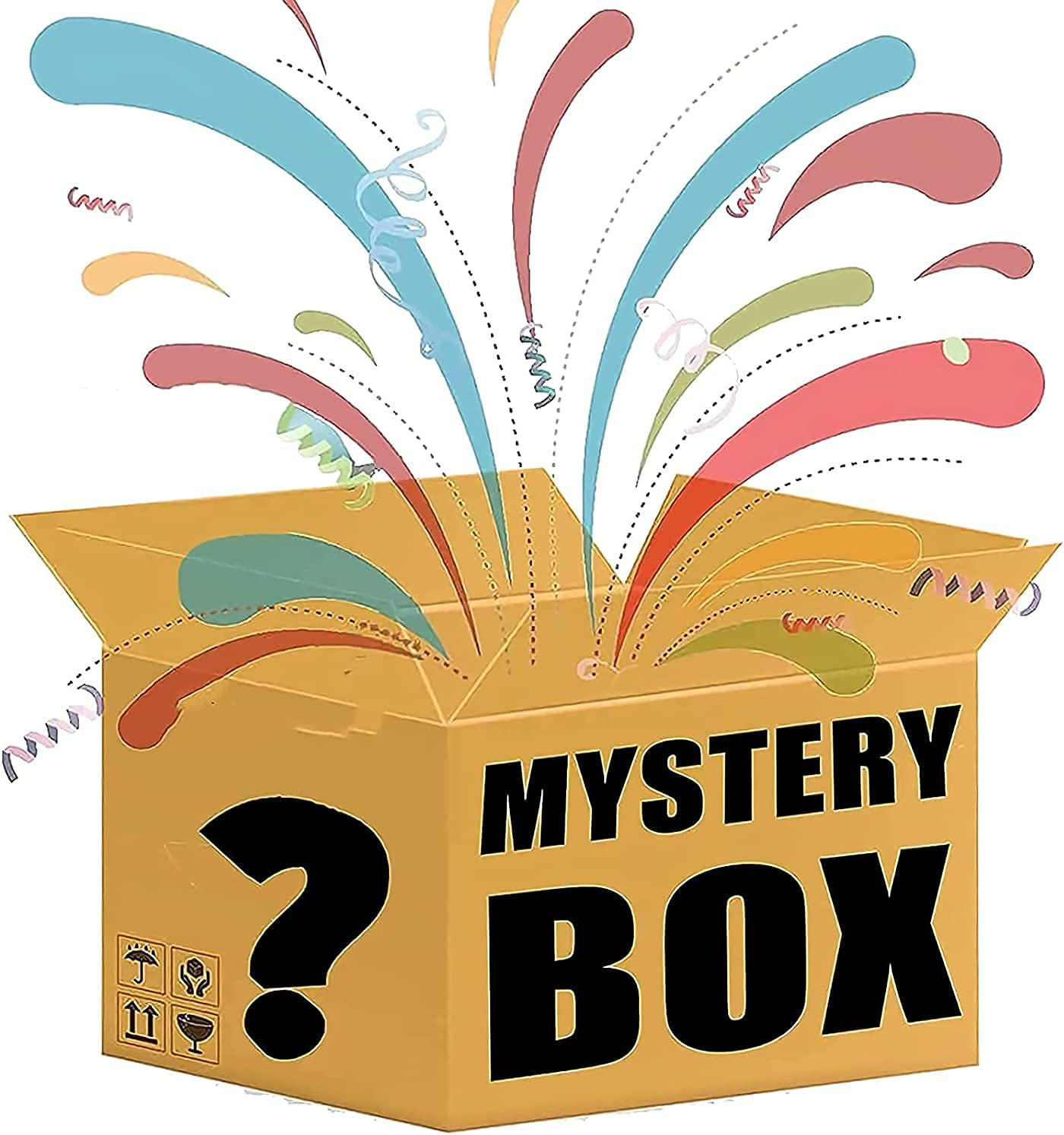 Mystery Lucky Gift Sale special price Bag Electronics Surprise New item Myst Box