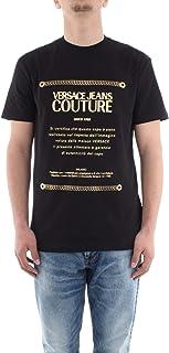 Versace Jeans Couture Men t-Shirt Nero