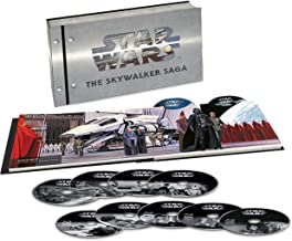 Star Wars - Movie Collection I-IX (Ltd) (9 Blu-Ray 4K Ultra HD+18 Blu-Ray) [Italia] [Blu-ray]