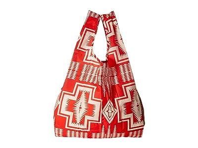 Pendleton Standard Baggu (Harding Red) Bags