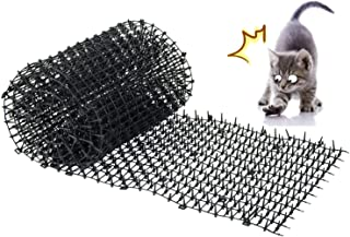 Kyrieval – Rejilla de espinillas, para jardín, Gato, Gato