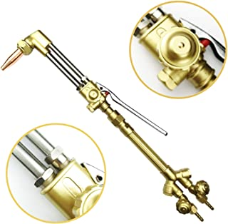 HandLtoolsmart Victor Type Heavy Duty (300 series) Oxygen/Acetylene Cutting, Welding Torch Tool