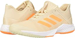 Linen/Flash Orange/Footwear White