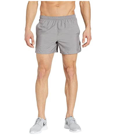 Nike Challenger Shorts 5 BF (Gunsmoke/Gunsmoke/Heather/Reflective Silver) Men