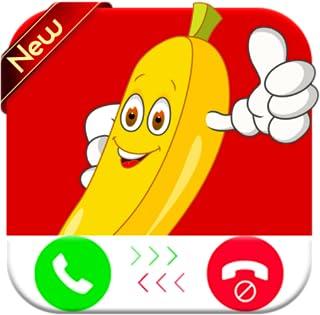 Banana Calling You - Free fake phone call ID - Prank