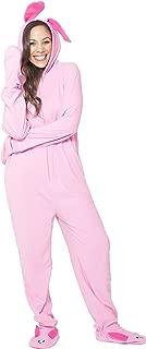 Christmas Story Women's Deranged Bunny One Piece Pajama