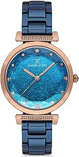 Daniel Klein Premium Ladies - Blue Dial Blue Band Watch - DK.1.12536-5