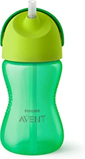Philips Avent Bendy Straw Cup for Children, Assorted Color, 12m+
