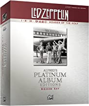 Led Zeppelin I-Houses of the Holy (Boxed Set) Platinum Guitar: Authentic Guitar TAB, Book (Boxed Set) (Alfred's Platinum Album Editions)