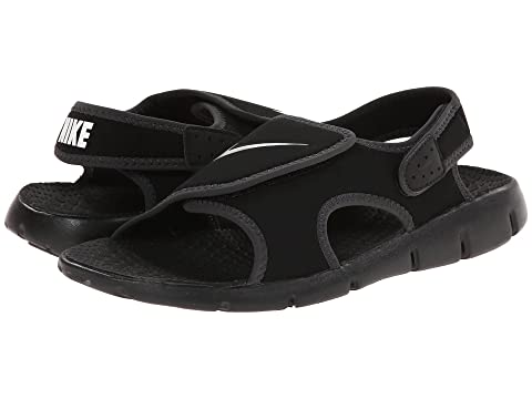 Nike Shoes Nike Baby Sunray Adjust 4 Boys Sandals Black/White/Anthracite