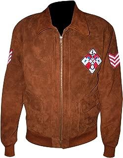 LP-FACON Ryo Hazuki Shenmue Brown Leather Jacket