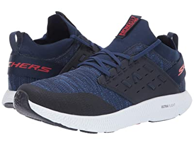 SKECHERS Horizon (Navy/Red) Men