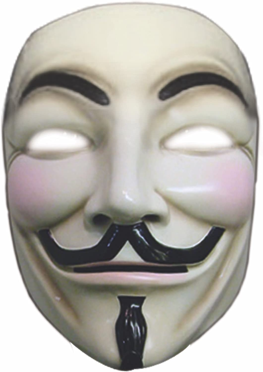 Rubie's V for Vendetta Collector's Edition Mask Costume,One Size