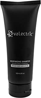 Evalectric Olive Oil Shampoo | Moisturizing Shampoo for Curly, Color Treated or Thinning Hair | Never Have To Choose Between Clean, Clear and Healthy | 180 ml/ 6.4 fl. oz.