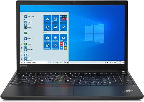 Lenovo ThinkPad E15 (2021) Intel Core i3 11th Gen 15.6 inch Full HD Thin and Light Laptop (4GB RAM/ 256GB SSD/ Window...