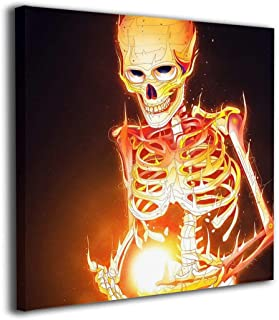 Best skull and fire drawings Reviews