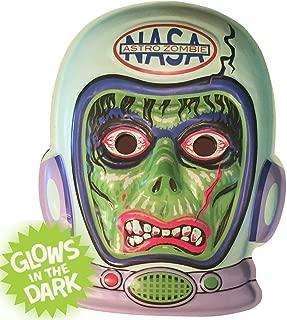 Retro-a-go-go! 4316 Radio Active Astro Zombie VAC-Tactic Plastic Mask Wall Decor