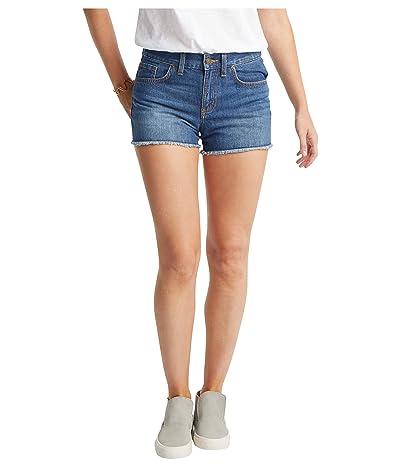 Southern Tide Hayes Jean Shorts (Medium Gindigo) Women