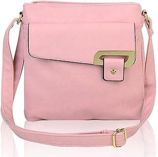 LeahWard Women's Cross Body Bags Quality Faux Leather Shoulder Bag Handbags Messenger Bag CW3003