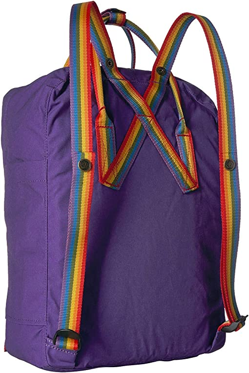 Purple/Rainbow Pattern