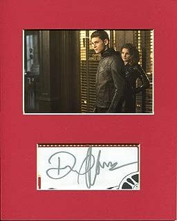 david mazouz autograph