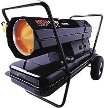 Heatstar By Enerco F170325 Forced Air Kerosene Heater with Thermostat HS125KT, 125K
