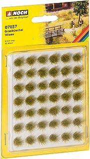 Noch 7037 Tufts Meadow 6mm 42/  G,0,H0,TT,N,Z Scale