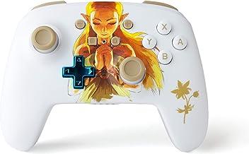 Enhanced Wireless Controller - Princess Zelda - Nintendo Switch