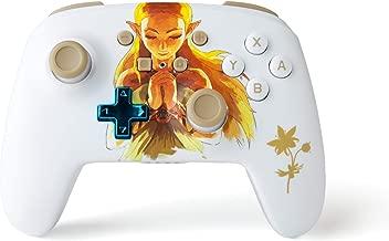 PowerA Enhanced Wireless Controller for Nintendo Switch Princess Zelda