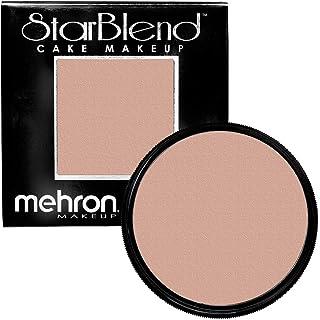 Mehron Makeup StarBlend Cake (2 oz) (Medium Dark Olive)