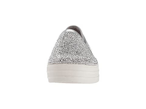 Gal Double Silver SKECHERS Glitzy Up a8qdOxt