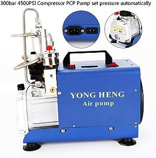 Yiiiby Bomba de aire de alta presión eléctrica 300BAR