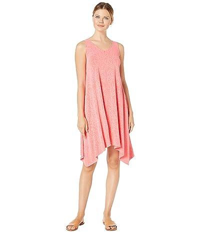 Fresh Produce Coral Clusters Lydia Dress (Vibrant Poppy) Women