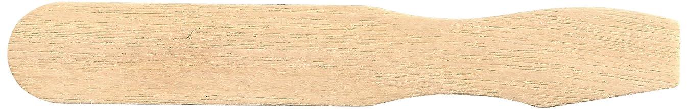 分泌するのれんPerfect Stix木製メイクアップSpatulas (パックof 1000?)
