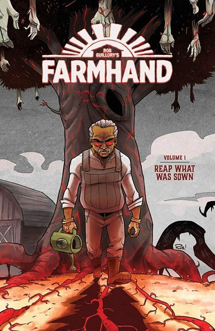 追う感嘆教会Farmhand 1